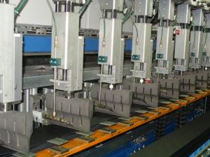 Производство объемной георешетки